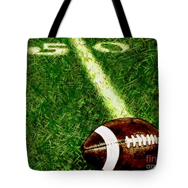 Halfway There  Tote Bag by Jackie Carpenter