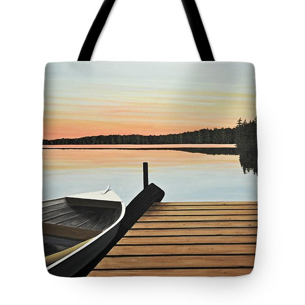 Haliburton Dock Tote Bag