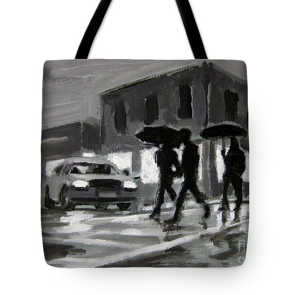 Halifax Untitled Number Five  Tote Bag by John Malone