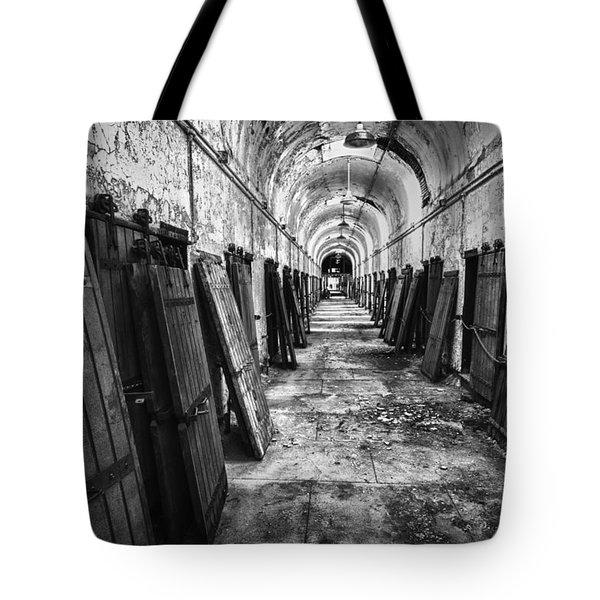 Hall Of Doors Tote Bag
