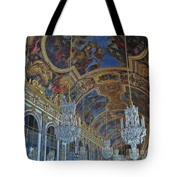 Hall Of Mirrors - Versaille Tote Bag