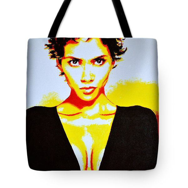 Halle Berry 2 Tote Bag