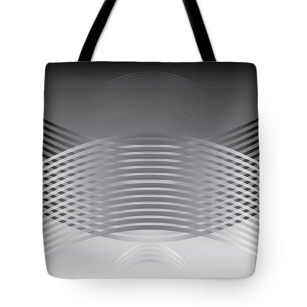 Hallenwave Tote Bag
