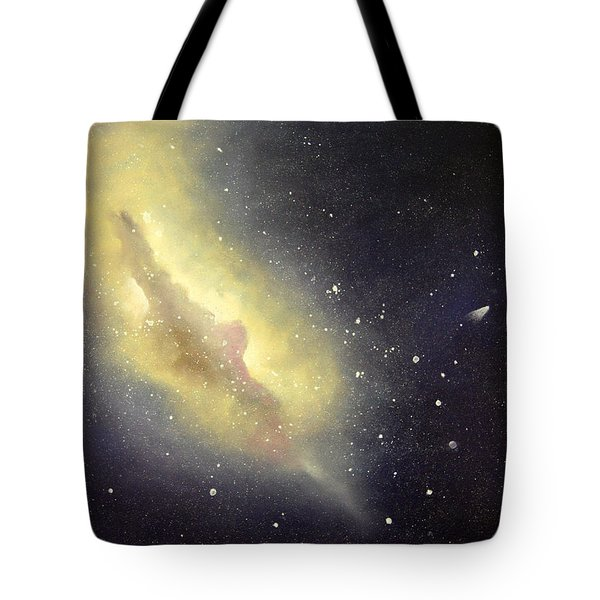Halley Tote Bag by Cynthia Lassiter