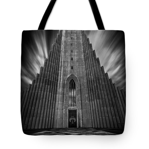 Hallgrimskirkja Tote Bag by Ian Good