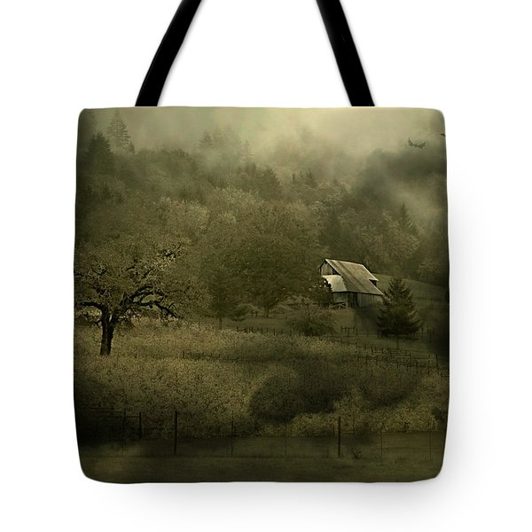 Tote Bag featuring the photograph Halloween by Katie Wing Vigil
