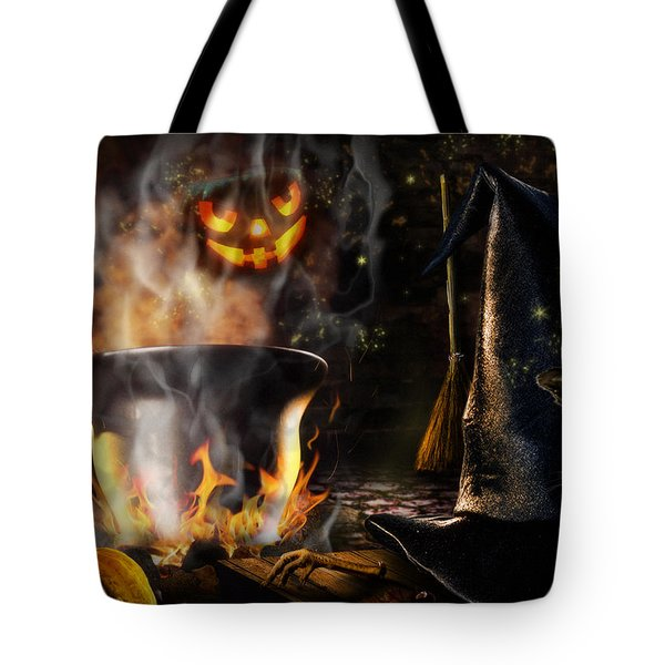 Halloween' Spirit Tote Bag