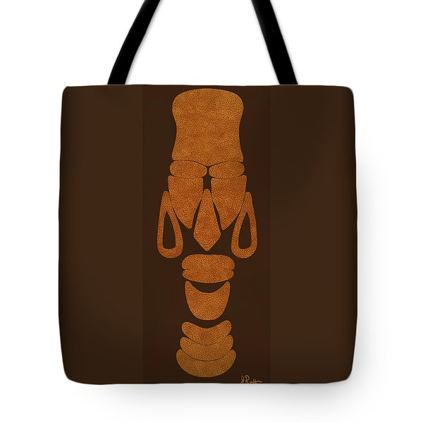 Hamite Female Tote Bag by Jerry Ruffin