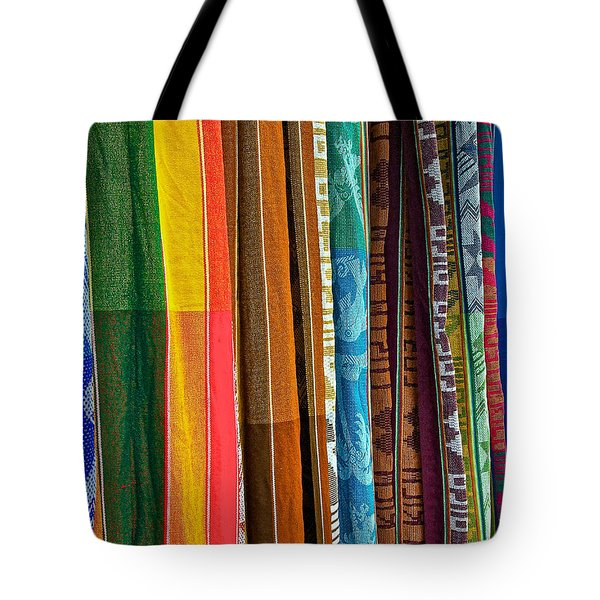 Hammock Colors Tote Bag