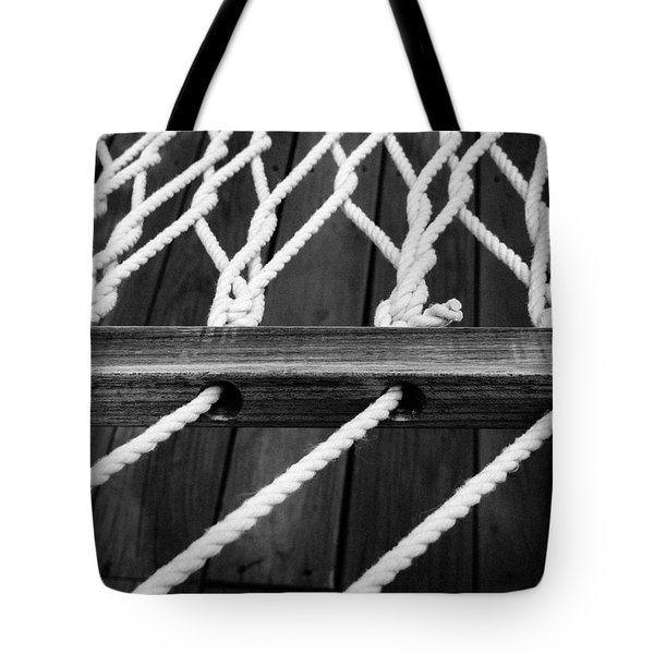 Hammock Tote Bag by Julia Wilcox