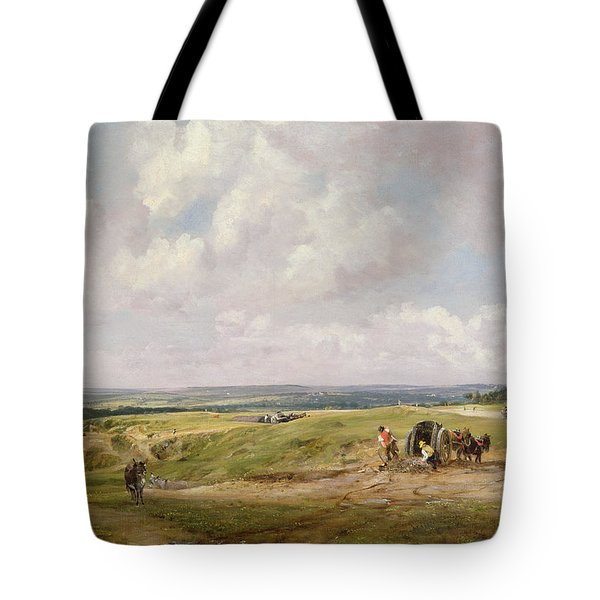 Hampstead Heath, C.1820 Tote Bag
