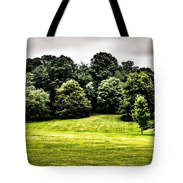 Hampstead Heath Greens Tote Bag