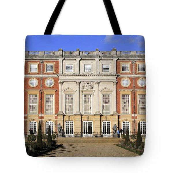 Hampton Court Palace Tote Bag