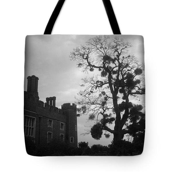 Hampton Court Tree Tote Bag