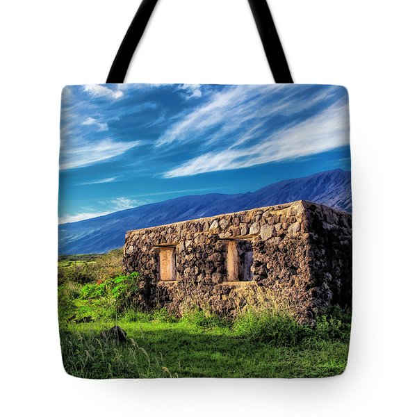 Hana Church 6 Tote Bag by Dawn Eshelman