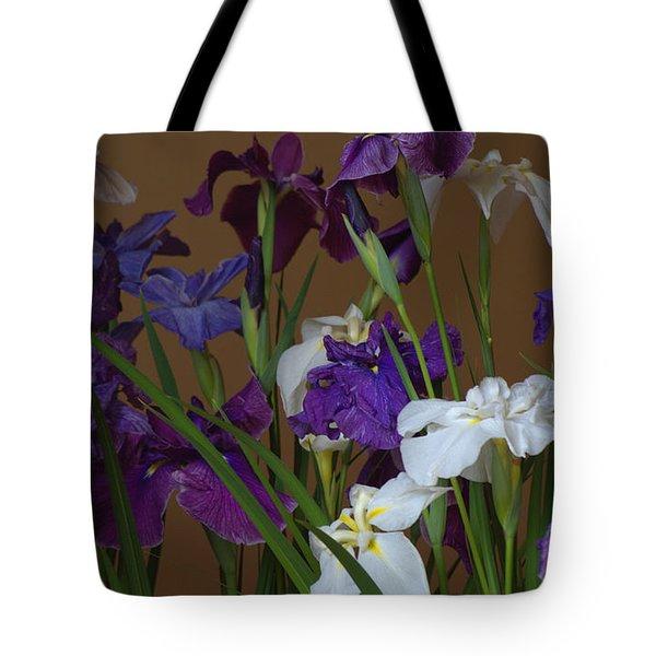 Hanashoubu Tote Bag by Rachel Mirror