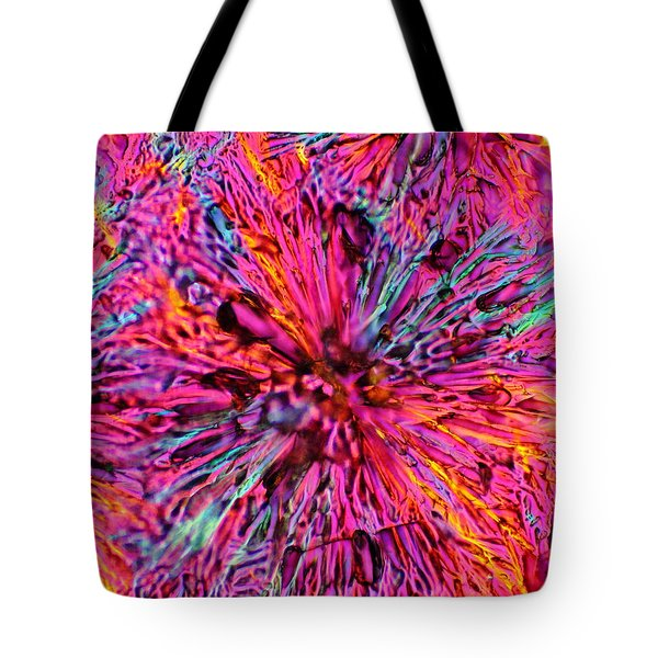 Poppies Of Doom Tote Bag