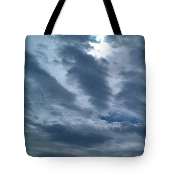 Hand Of God Tote Bag by Deborah Lacoste