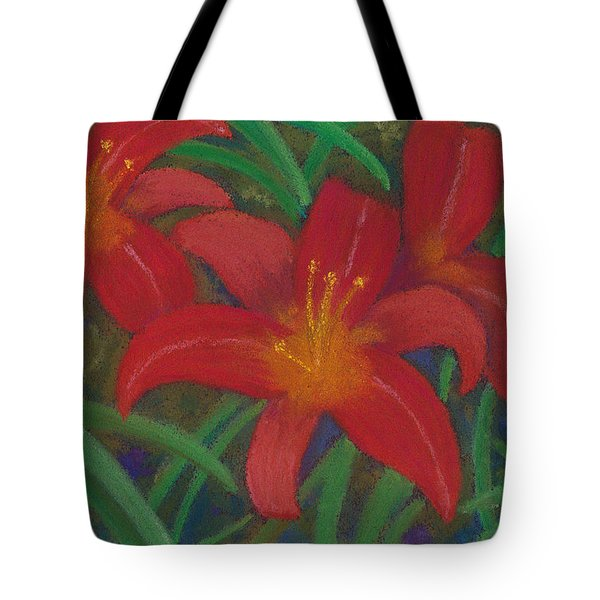 Hand On My Heart Tote Bag