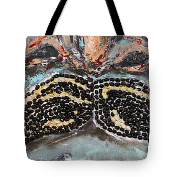 Handle And Regretel Tote Bag by Lucy Matta - LuLu