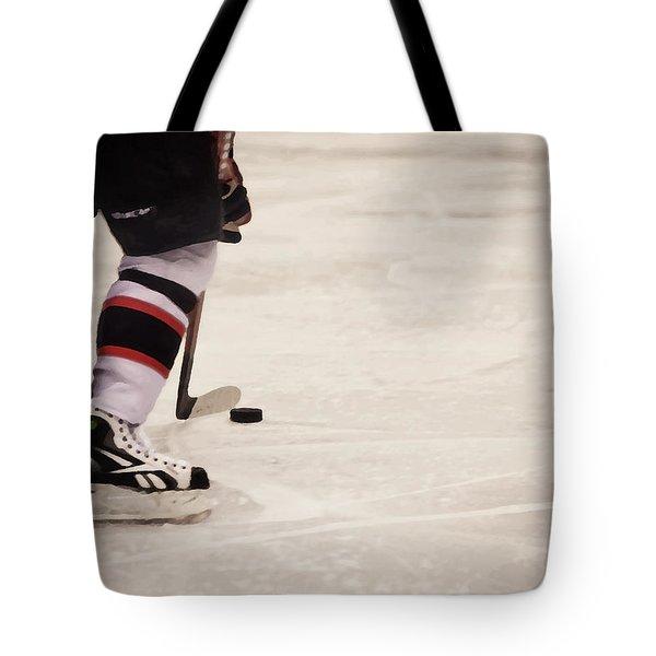 Handle It Tote Bag by Karol Livote