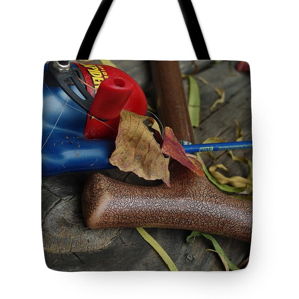 Tote Bag featuring the photograph Handled With Care by Peter Piatt