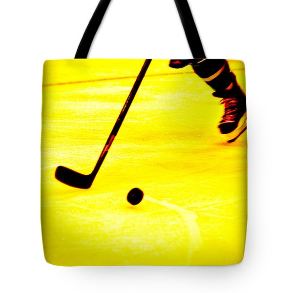 Handling It Tote Bag by Karol Livote