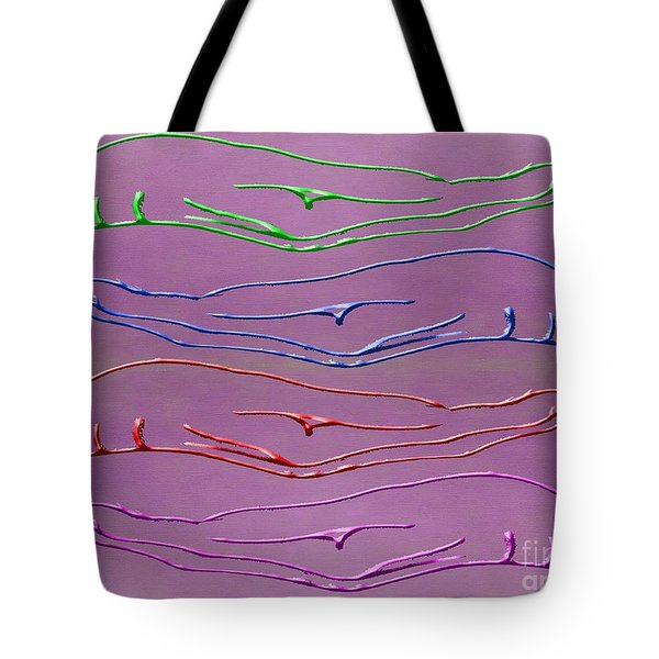 Hands Tote Bag by Patrick J Murphy