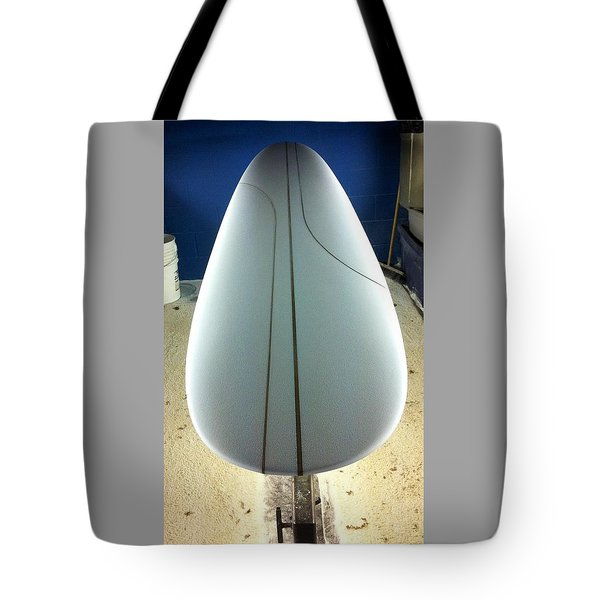 Handshaped Curves Tote Bag