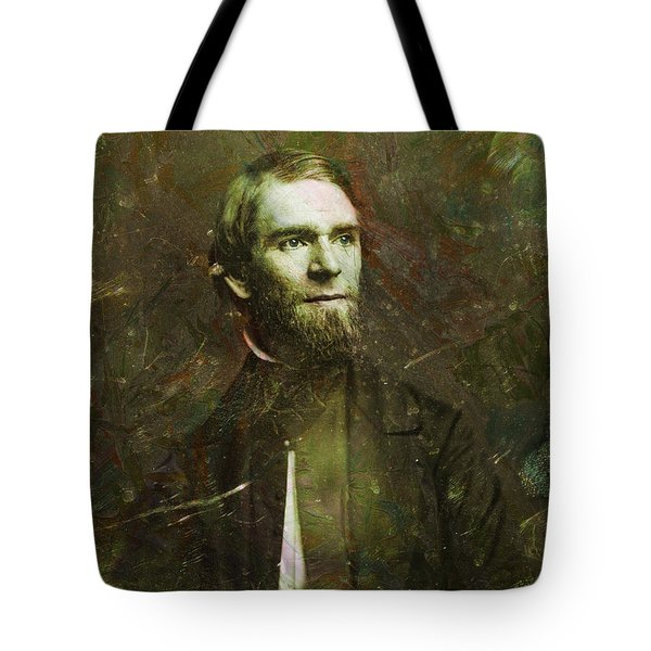 Handsome Fellow 2 Tote Bag