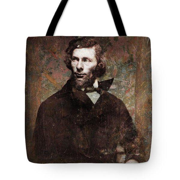 Handsome Fellow 4 Tote Bag