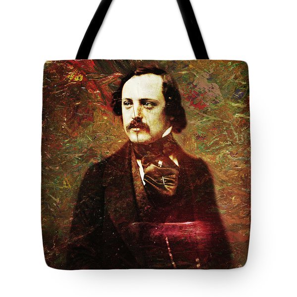 Handsome Fellow 5 Tote Bag