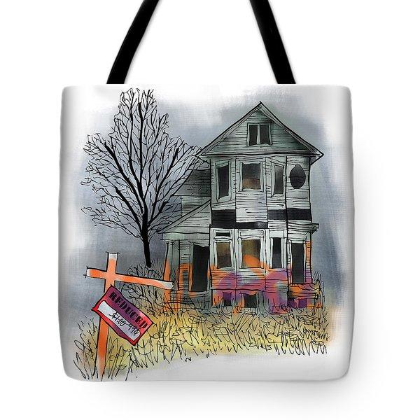 Handyman's Special Tote Bag