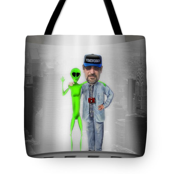 Hangin With G Tote Bag by Mike McGlothlen