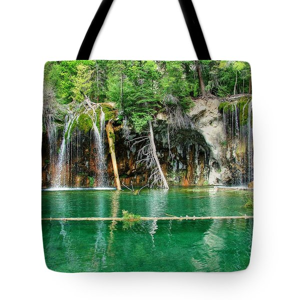 Hanging Lake 1 Tote Bag