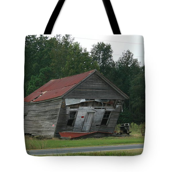 Hanging On Tote Bag by Marty Fancy