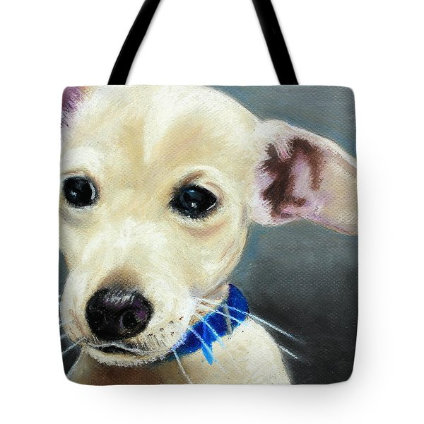 Hank Tote Bag by Jeanne Fischer