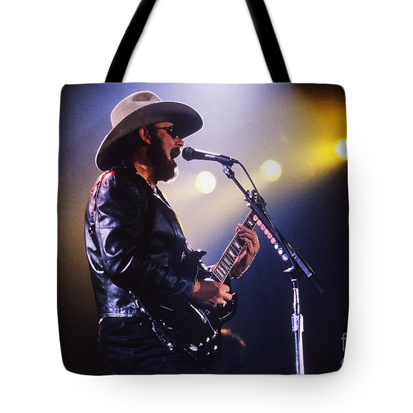 Hank Williams Junior - Fs000246 Tote Bag