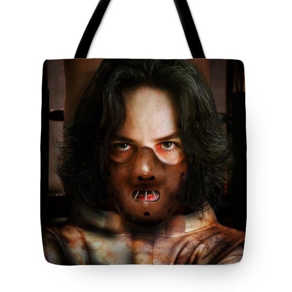 Hannibal... Tote Bag by Alessandro Della Pietra