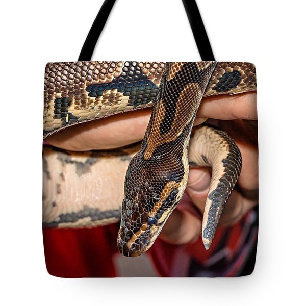 Hannibal Tote Bag by Steve Harrington