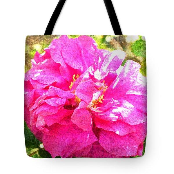 Hansa Overlay Tote Bag by Alys Caviness-Gober
