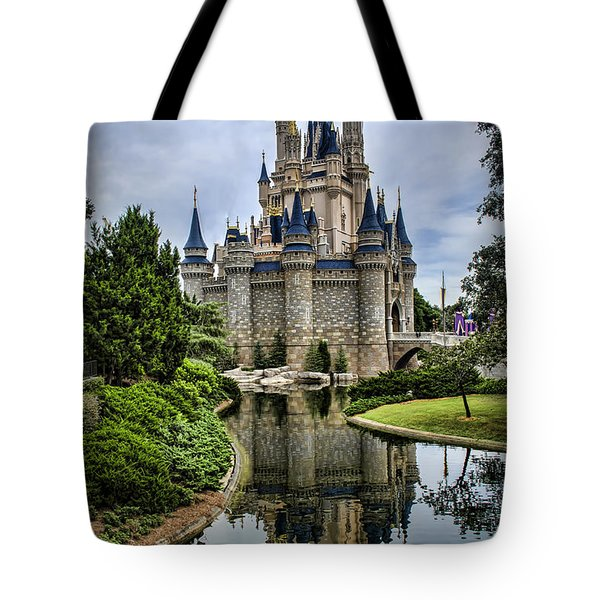 Happily Ever After Tote Bag by Heather Applegate