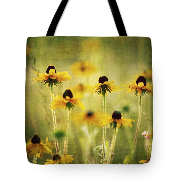 Happiness Tote Bag by Joan McCool