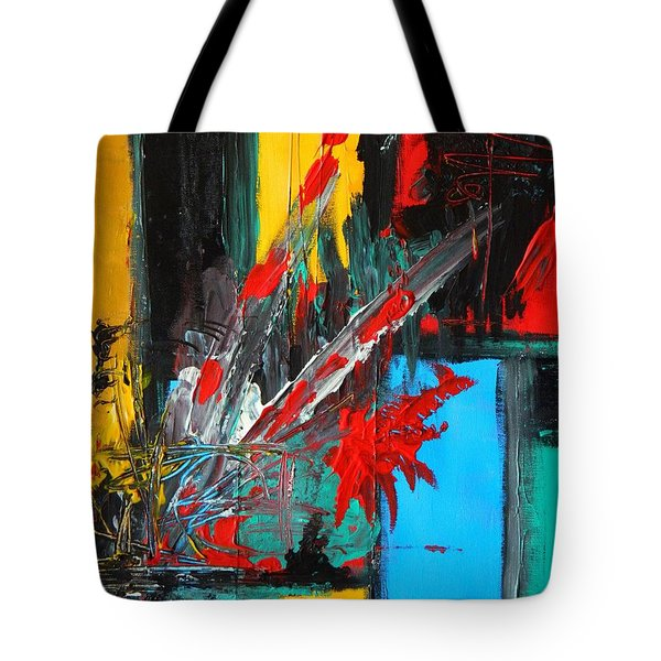Happy Accident Tote Bag