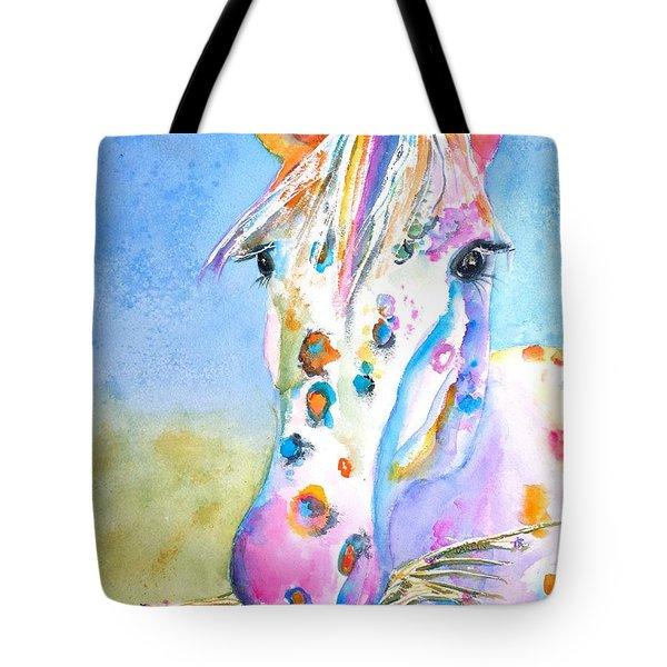 Happy Appy Tote Bag