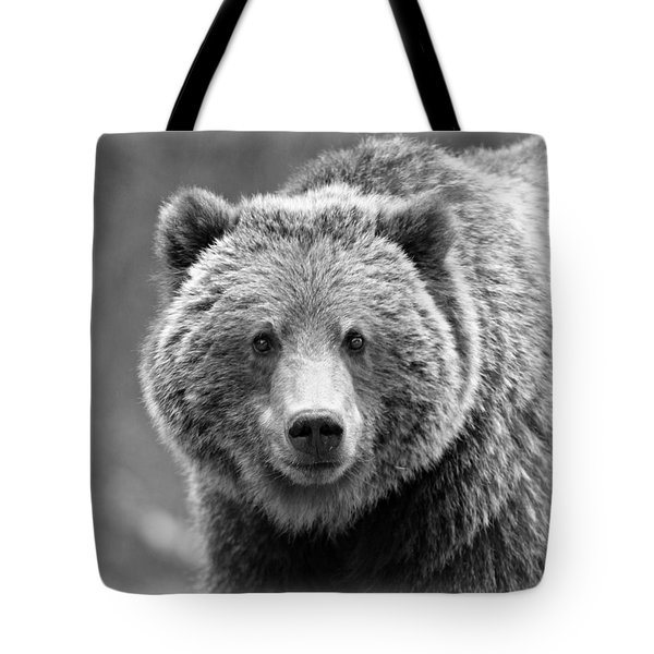 Happy Bear Tote Bag