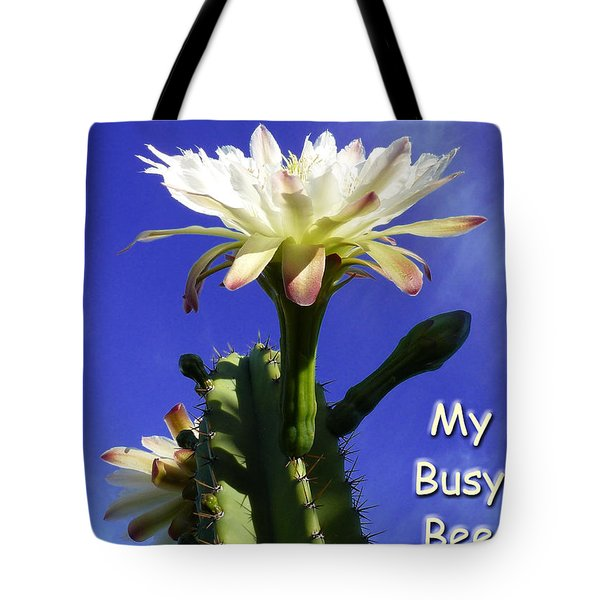 Tote Bag featuring the photograph Happy Birthday Card And Print 14 by Mariusz Kula