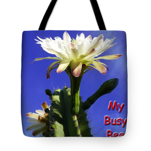 Happy Birthday Card And Print 15 Tote Bag