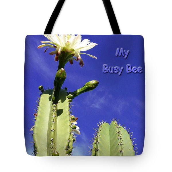 Happy Birthday Card And Print 20 Tote Bag