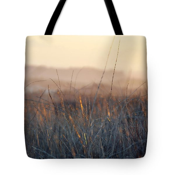 Tote Bag featuring the photograph Happy Camp Canyon Magic Hour by Kyle Hanson